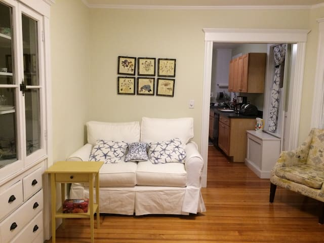 Clean Comfy 3BR2BA with Parking in Cambridgeport - Cambridge