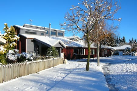 Homely, Alpine Style Lodge and BnB - Methven