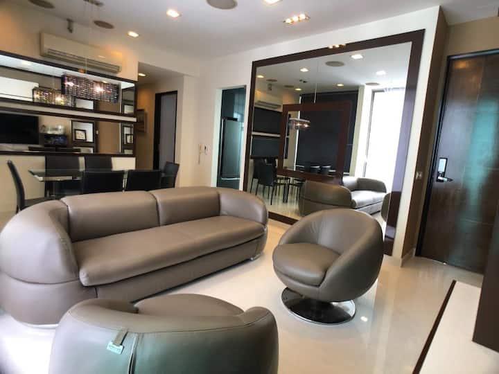 Novena city centre designer condo master room