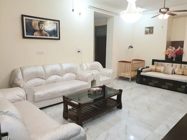 Superb Modern 1 BHK Hill view & onsite Parking