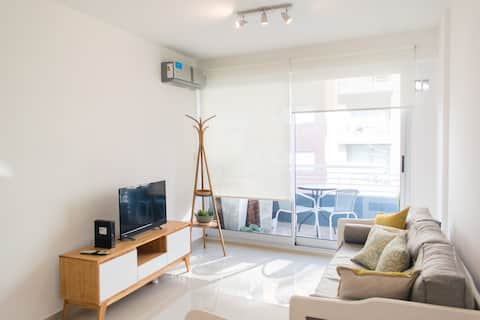 Cozy 1 bedroom apartment with pool in Palermo Soho