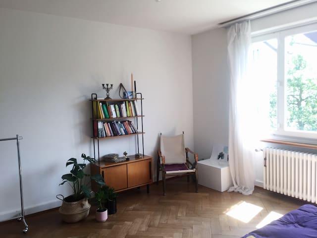 Helle Wohnung - Nähe Altstadt
