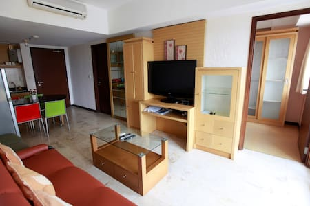 2BR Apartment @ Braga City Walk - Great Location
