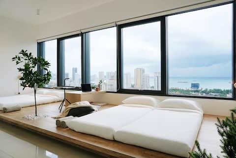 Jepun Hauz • Perfect Window Seat • Seaview26⚡