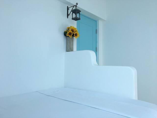 「270°海景房」-室内鸟瞰浮山湾全景/奥帆中心和五四广场全貌-距海200米/浮山所地铁口200米