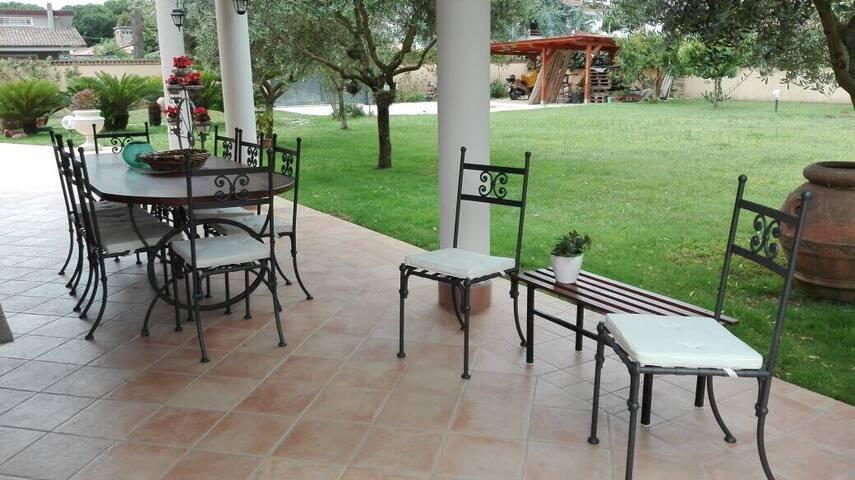 Appartamento seminterrato in villa - Mediana Vecchia - Other