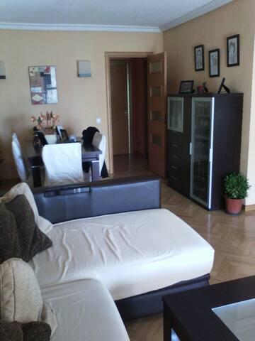 Piso 3 habitaciones normal - Alcalá de Henares - Apartament
