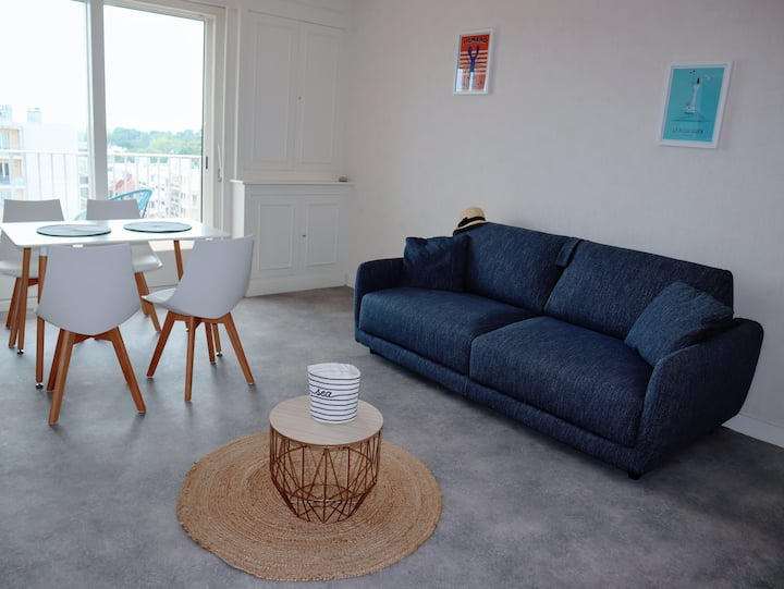 Pixie by the sea Design and connected apartment