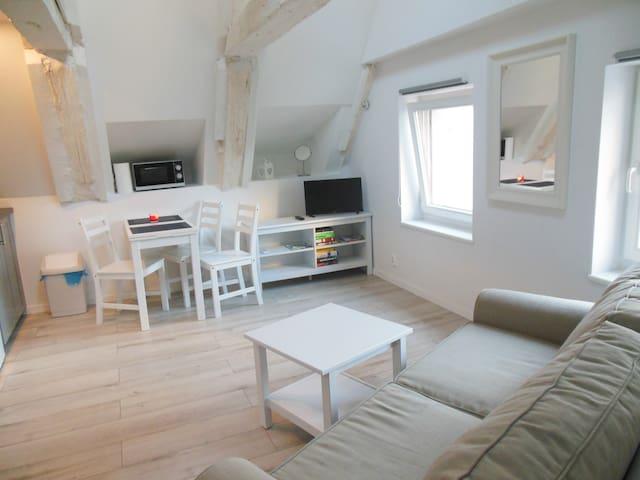 Klimatyczne studio z antresola - Stare Miasto - Toruń - Квартира