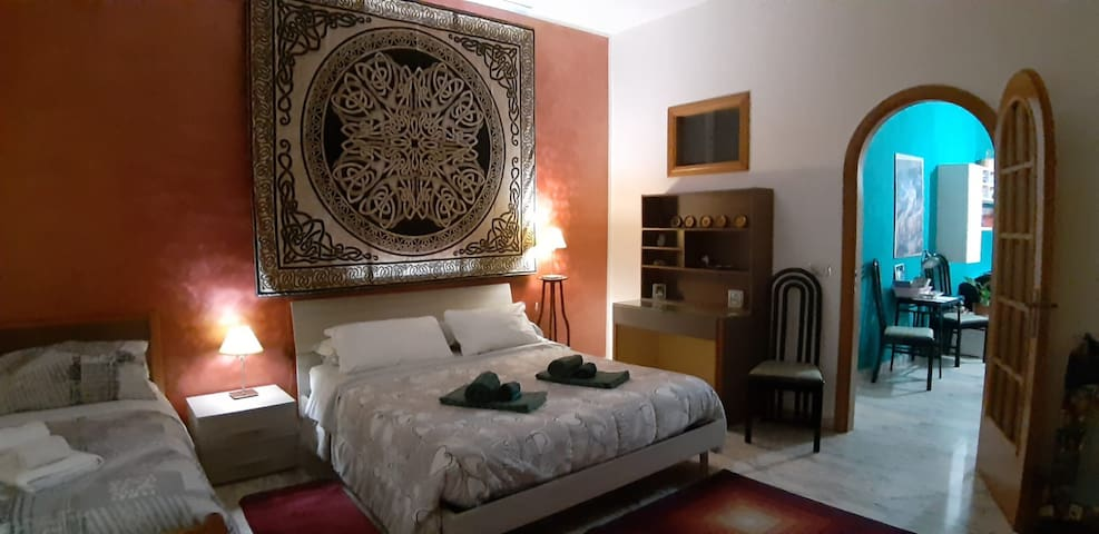 Apartment of the HISTORICAL CENTER!