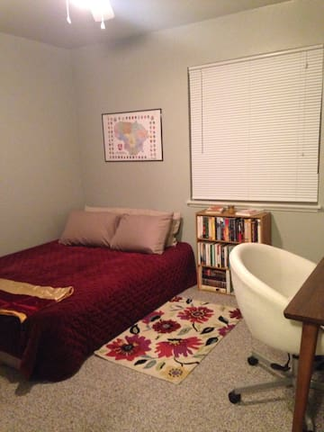 Bright & Clean Midtown Bedroom - Sacramento - Appartement