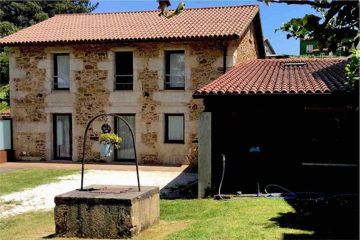 Casa Agro de Castro- P.Caramiñal