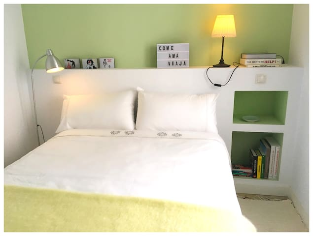 private room in city center (old town)
