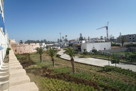 Charming flat city center and near the beach