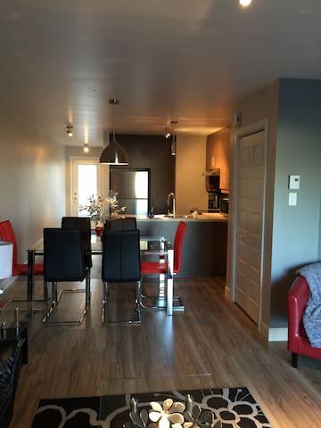 Superbe appartement-construction neuve - Saint-Nicolas - 公寓