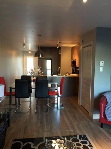 Superbe appartement-construction neuve - Saint-Nicolas - Apartment