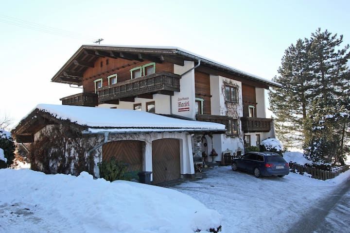 Cozy Apartment in Hart im Zillertal near Ski Area