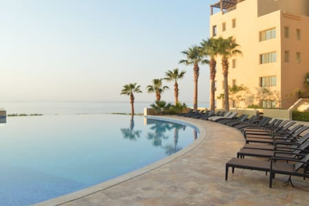 Beautiful Apartment on Dead Sea - Sweimeh - Leilighet