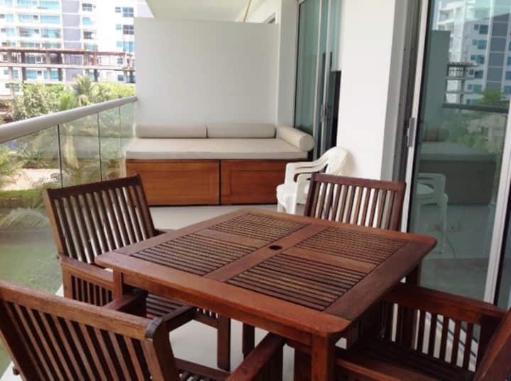 Best place to stay in Cartagena