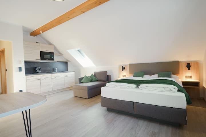 1-Zimmer-Apartment im schönen Dachgeschoss