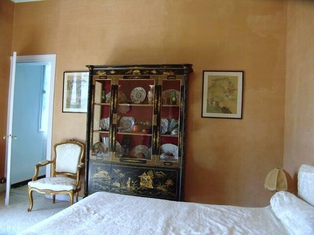 Chambre Rêve ivoire