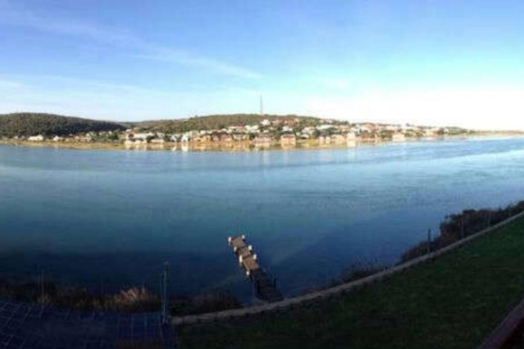 Still Bay bliss - View from balcony