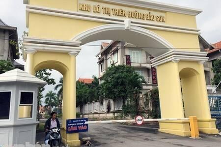 Newly built nice villa near Bảo Sơn park