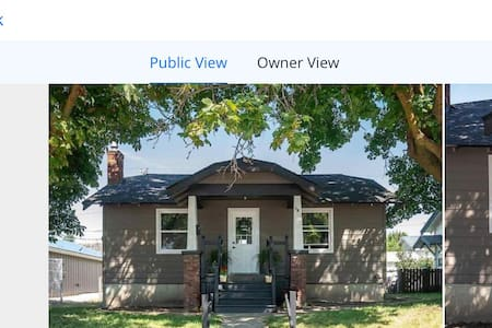 Nice, Cozy Home centrally located