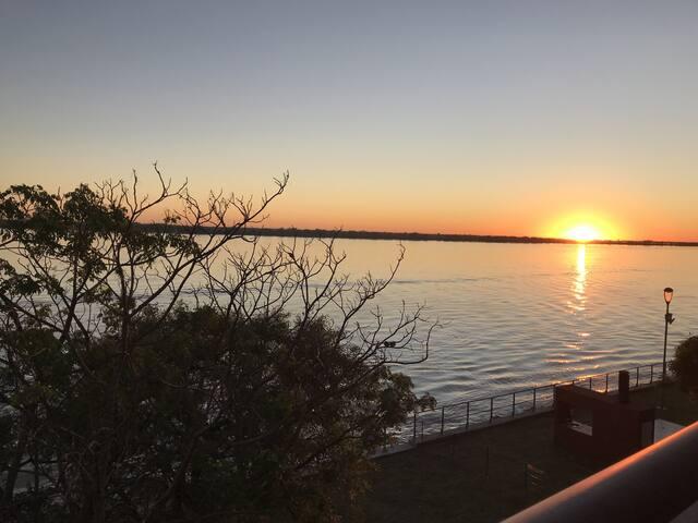 Loft excelente vista al rio-Puerto Norte-Rosario