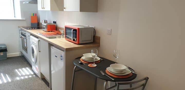 Leicester Luxury Apartments - Churchgate Studio 9
