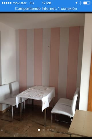 Shabby chic double room - Sabadell - Apartment