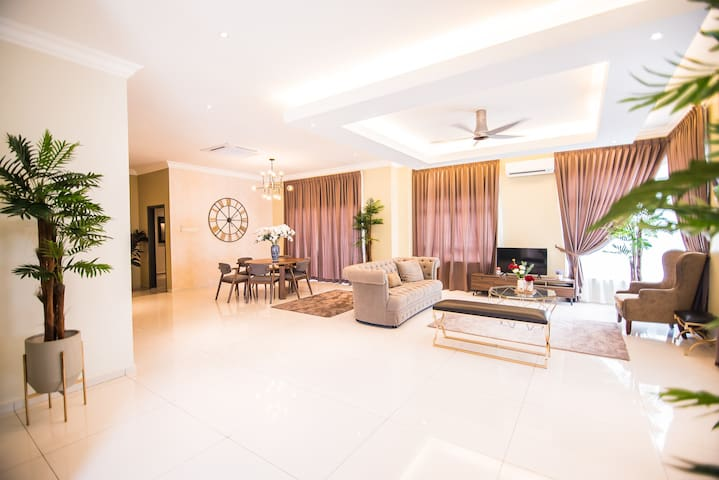 Malacca Modern Residence - The Duyong Dream