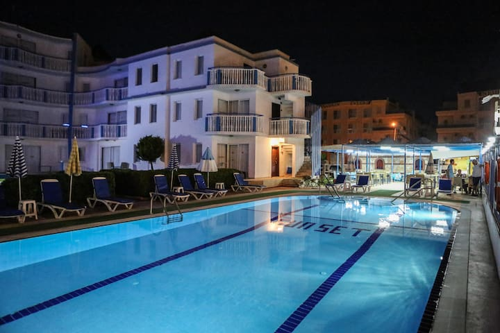 DİDİM ALTINKUM SUNSET VILLAGE APART HOTEL