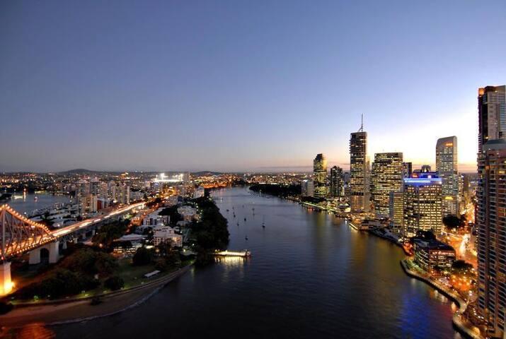 Best location, exceptional view - Brisbane - Appartement