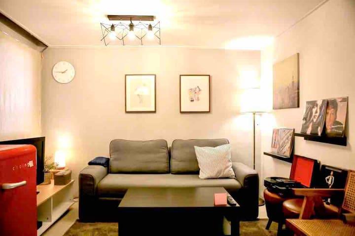 [★ Star House] 편안하고 아늑한 분위기의 휴식이 가능한 공간