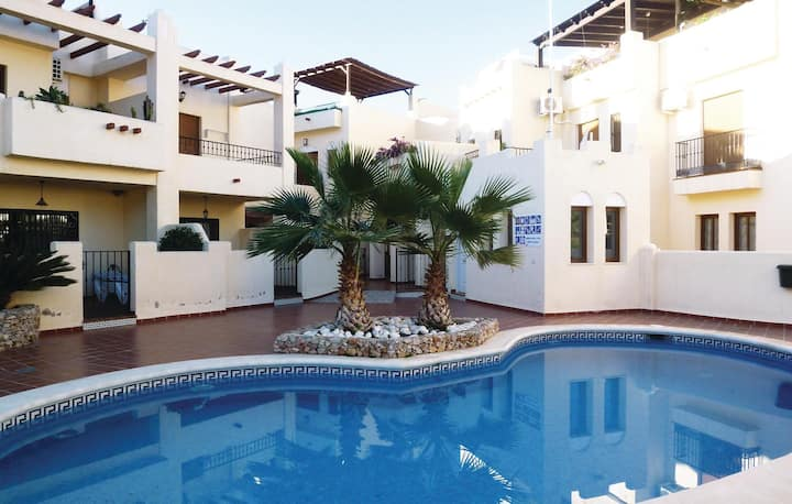 Nice home in Nerja with WiFi and 2 Bedrooms