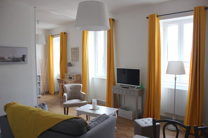 Logement de charme Quimpérois - Quimper - Apartment