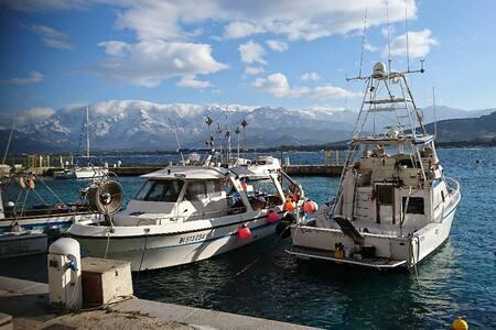 Paradis en Corse ! ! ! - Calenzana - Huis