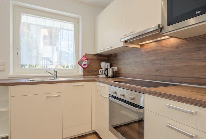 Garni B&B Apartments Plank- für 3-4 Personen