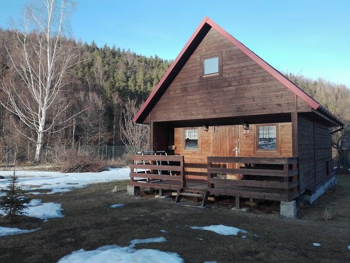 Górska Chata Przesieka- Domek 1