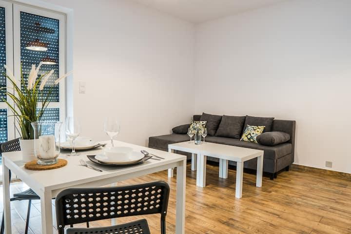 Wawelska New Apartment nr 6