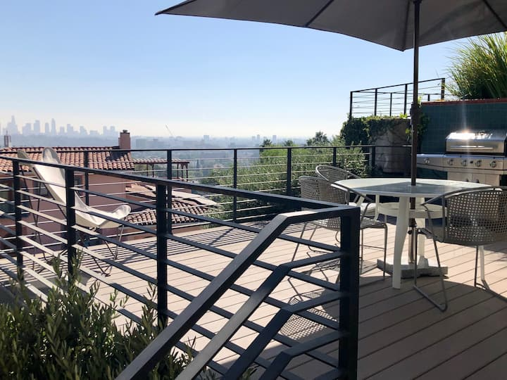 Los Feliz City Views Apartment