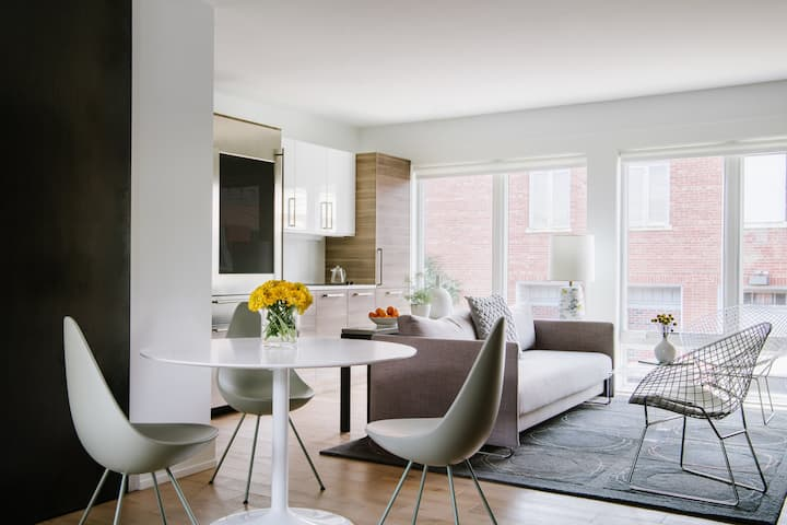 Contemporary Carriage House in DC