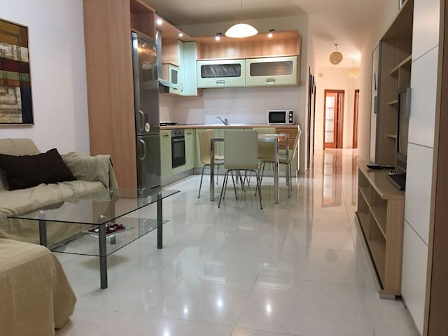 Lovely and Modern apartment in Swieqi.