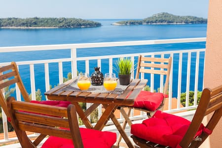 Croatia, Korcula, Breathtaking apt 1
