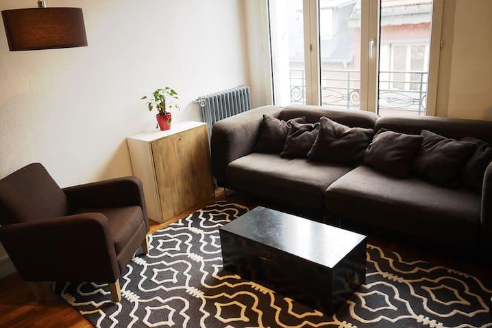 Appartement à 2km de Paris - Bagneux - Byt