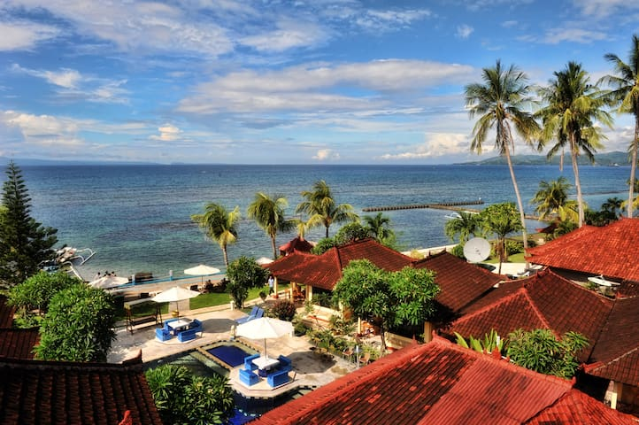 1 BED LUXURY BALI APARTMENT  SPECTACULAR SEA VIEWS - bali - Apartament