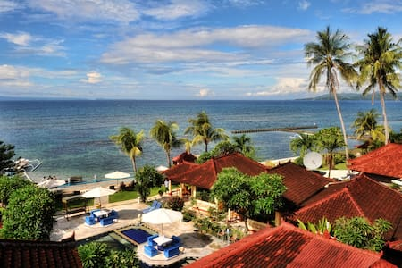 1 BED LUXURY BALI APARTMENT  SPECTACULAR SEA VIEWS - bali - Apartment
