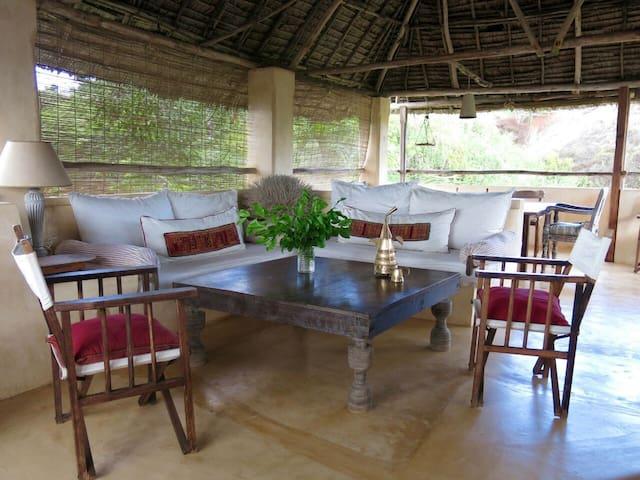 Mtende House, Shela, Lamu Island - Shela - House