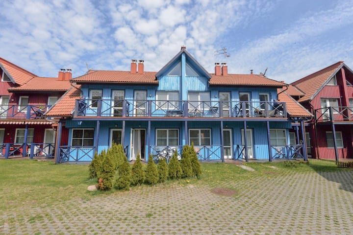 Spectacular  ApartHouse in Pervalka (Neringa)